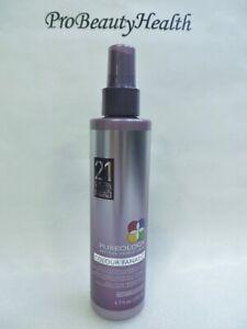 PUREOLOGY COLOUR FANATIC MULTI TASKING HAIR BEAUTIFIER 6.7 OZ