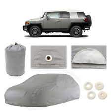 Toyota FJ Cruiser 5 Layer Car Cover Fit Outdoor Water Proof Rain Snow Sun Dust