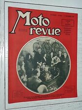 MOTO REVUE N°882 1946 SUBLIME / PISTONS / CYCLECAR / SECURITE ET PROTECTION