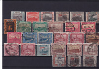 saar early mounted mint and  used  stamps ref r15219