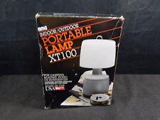 VINTAGE BMG PORTABLE LAMP INDOOR/OUTDOOR 6V LANTERN BATTERY Camping retro