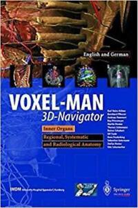 Voxel-Man 3D-Navigator: Inner Organs PC CD learn human body model anatomy atlas