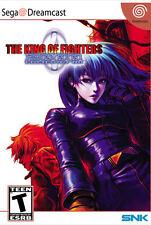 Framed Sega Dreamcast Game Print – The King of Fighter 2000 (Gaming Arcade Art)