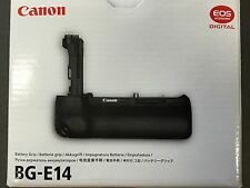 New Canon Battery Grip BG-E14 For EOS 80D 70D from JAPAN