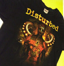 Disturbed graphic T-Shirt / 2008 XL two-sided vibrant colors