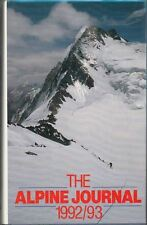 The Alpine Journal 1992-93 : Johanna Merz