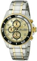 Invicta 17014 Specialty Navigator Chronograph Tachymeter Date Mens Watch
