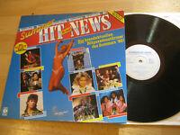 LP Various K-tel Summer Hit News '85 Jean Knight Sandra Yello Vinyl TG 1565