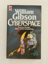 William Gibson Cyberspace Science Fiction Heyne