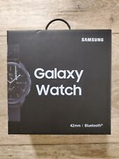 Samsung Galaxy Watch SM-R810 42mm Midnight Black Bluetooth Wifi GPS