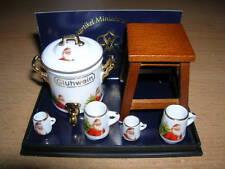 Reutter Porzellan Glühweintopf Glühwein Pot Puppenstube 1:12 Art 1.632/8