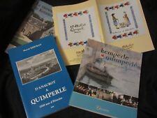 QUIMPER QUIMPERLE & REGION / 4 titres