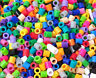 1000pcs mixed color PERLER BEADS for Kids' Craft great fun