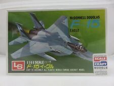 LS McDonnell Douglas F-15 EAGLE 1/144 Scale Model Kit NEW Sealed