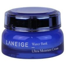 LANEIGE Water Bank Ultra Moisture Cream 50ml Soothing Skin Amore Korea cosmetic