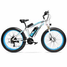 Cyrusher XF660 Electric Bike 1000W 16 AH Electric Mountain Bike Fat Tire Bike