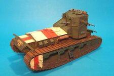 John Jenkins Designs GWB-01 Medium Mark A Whippet Tank Musical Box