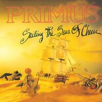 Primus - Sailing The Seas Of Cheese (NEW CD)