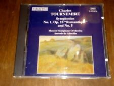 Charles Tournemire - Symphonies No. 1 And 5 - Antonio De Almeida (CD)
