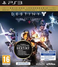 Destiny: Il Re dei Corrotti PS3 - totalmente in italiano