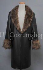 Batman: Arkham Origins The Penguin Pleather Fur Collar Costume <Custom made>