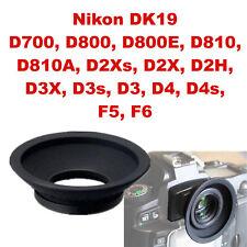 Augenmuschel DK19 Eye Cup für Nikon F5,F6,D1,D2,D3,D4,D5,D700,D800,D810,DF,D4s