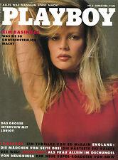 Playboy März/03/1988   TINA RULAND & KIM BASINGER