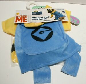 Rubies Pet Shop Despicable Me Minion Dog Costume - Small