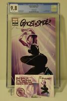 Marvel Ghost Spider #1 Variant Scorpion Comics Clayton Crain Trade CGC 9.8