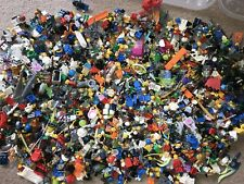 Lego MASSIVE figure & accessories/spares lot approx 2kg Rare