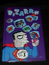 BIZARRO COMICS HARDCOVER HC DC 2001