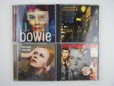 David Bowie 4xCD Lot #1