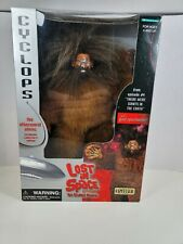 """Lost in Space Cyclops Action Figure Trendmasters 11"""" in Box Limited Edition Sr1"""