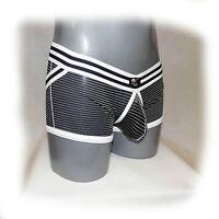 sch/ön knapp geschnitten einfarbig Size:M String SpecialUnderwear Mini