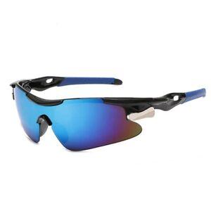 Polarized Cycling Riding Bicycle Bike UV400 Sports Sun Glasses Eyewear Goggles