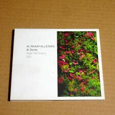 Al Mckay Allstars Al Dente - Hear the Music 020 JAPAN CD  #AC04