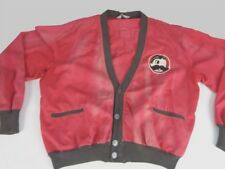 ORIGINAL EARLY Vintage NATTY BOH CARDIGAN JACKET, 2 Patches Small SZ