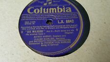 DIE WALKURE ACT 3  RECORDED AUGUST 1951 AT THE BEYREUTH FESTIVAL COL LX8835-8842