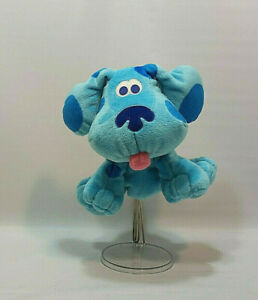 Fisher Price Blues Clues Hand Puppet Pretend Play Plush 2001 Stuffed Soft Toy