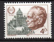Yugoslavia - 1983 Tito 30 years president - Mi. 1988A MNH