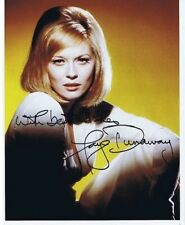 """ORIG. AUTOGRAPH """"Faye Dunaway"""" from Network"""