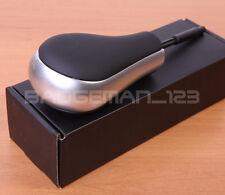 Nouveau matt black automatic gear shift knob for bmw E39 E60 E53 E46 3 5 7 série z