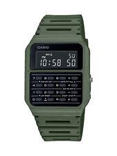 Casio vintage da uomo lcd ca-53w calculator crono watch digitale con data giorno
