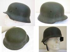 German WW2 Army M40 Combat (Heer) Helmet without Decals.