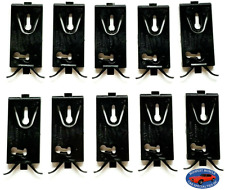 78-85 NOS Chrysler Lower Belt Side Rocker Moulding Molding Trim Clips 10pcs FF