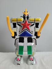 Power Rangers Deluxe Super Zeo Megazord Action Figure Bandai