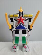 Power Rangers Deluxe Super Zeo Megazord Action Figure Bandai