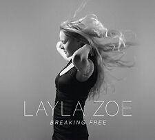 Layla Zoe - Breaking Free [CD]