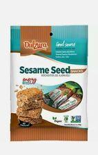 SESAME SEED - Puerto Rican Snack Candies -Dulzura lot of 2 - 3.oz each bag