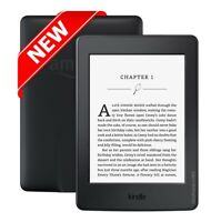 "NEW Amazon Kindle 7th Gen Paperwhite 6"" eReader Tablet 300ppi Light Wi-Fi Black"